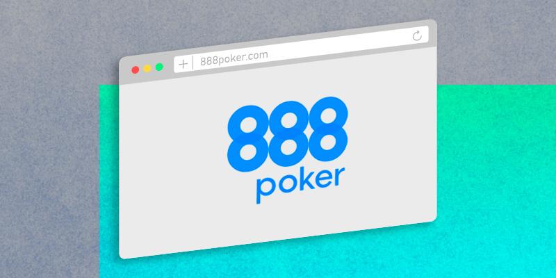 Версия рума 888poker в браузере