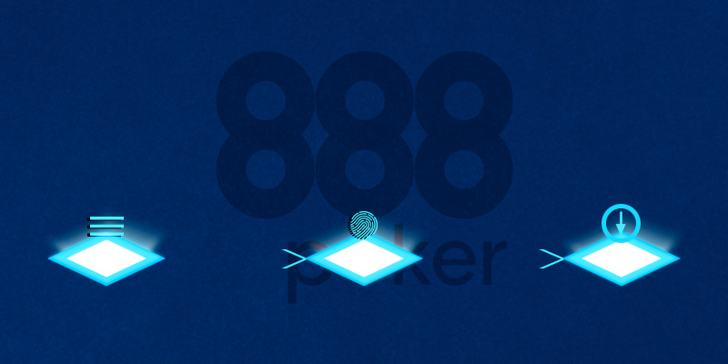 Регистрация в покерном руме 888poker