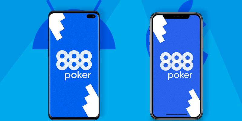 Мобильные приложения 888poker