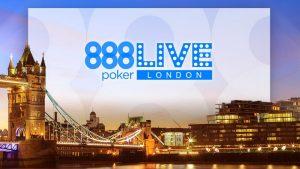 Турнир 888 Poker в Лондоне