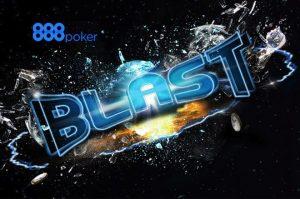 Турниры Бласт 888 Покер